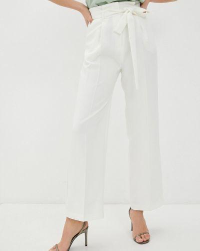 Повседневные белые брюки снежная королева