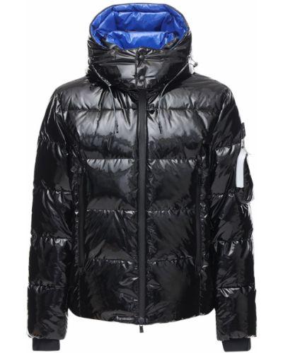 Czarna kurtka z kapturem Tatras