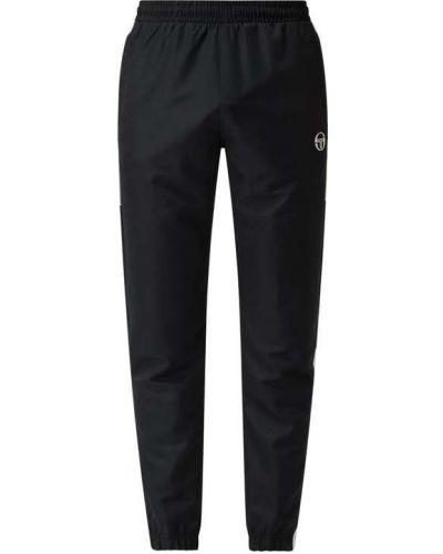 Czarne spodnie Sergio Tacchini