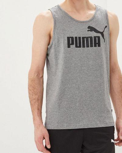 Спортивная майка серая Puma