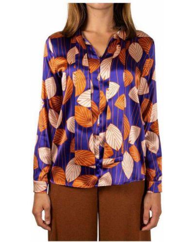Koszula - fioletowa Niu'