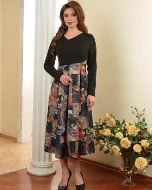 Платье в стиле бохо на молнии Salvi-s