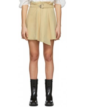 Юбка мини юбка-шорты асимметричная Chloe