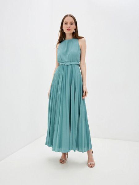 Вечернее платье - бирюзовое Miss Miss By Valentina