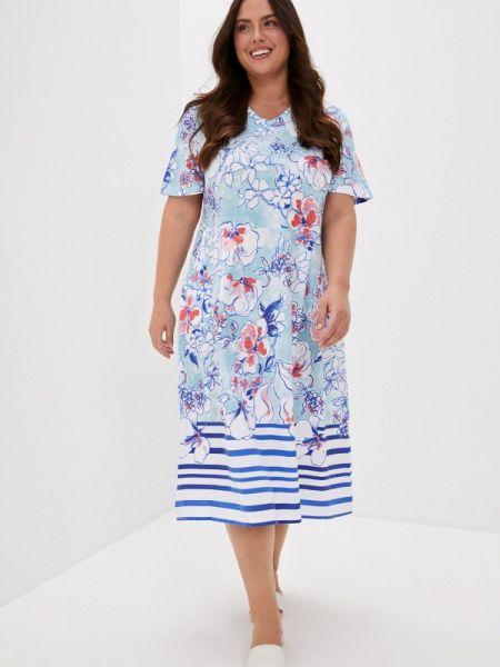 Повседневное повседневное платье Lori