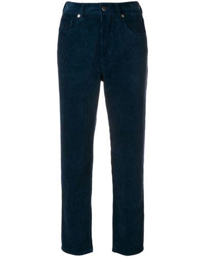 Брюки вельветовые брюки-хулиганы SociÉtÉ Anonyme