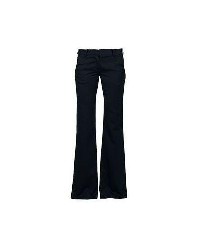 Черные брюки шерстяные Balmain