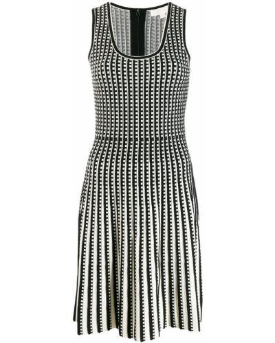 Платье вязаное платье-солнце Michael Kors Collection