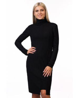 Платье лапша в рубчик Kapsula