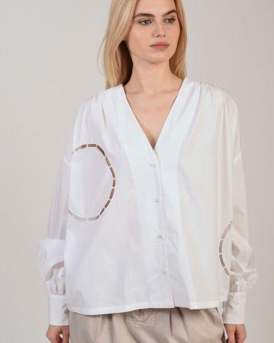 Хлопковая блузка Manila Grace