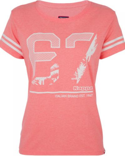 Спортивная футболка хлопковая Kappa