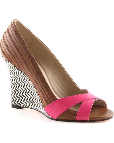 Коричневые туфли Werner