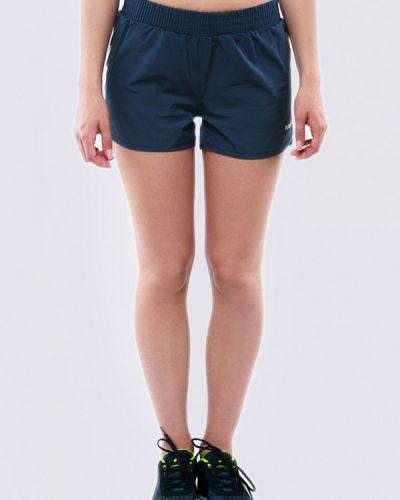 Синие спортивные шорты Hummel