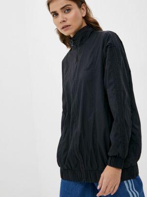 Черная зимняя толстовка Adidas Originals