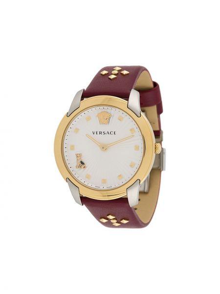 Zegarek szary biznes Versace