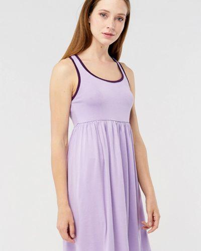Фиолетовое повседневное платье Mascot
