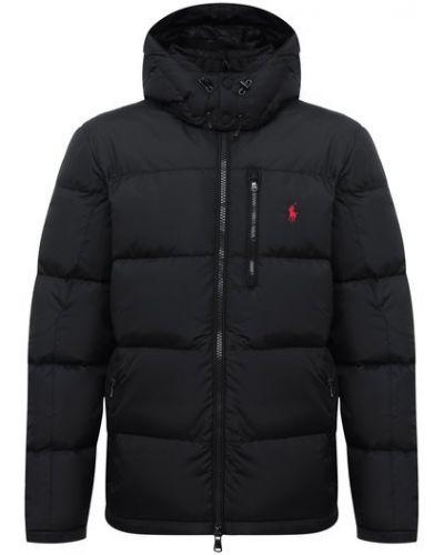 Пуховая куртка с подкладкой с перьями Polo Ralph Lauren