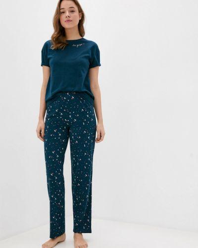 Бирюзовая пижамная пижама Marks & Spencer