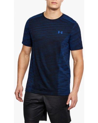 Спортивная футболка синий Under Armour