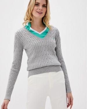 Серый свитер Giorgio Di Mare