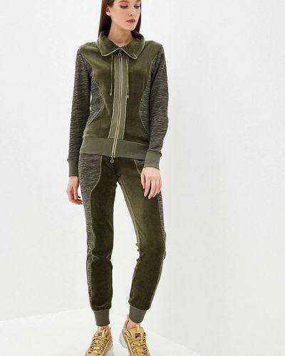 Спортивный костюм зеленый хаки Imagefor