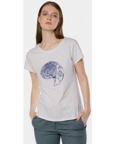 Белая футболка Mr520