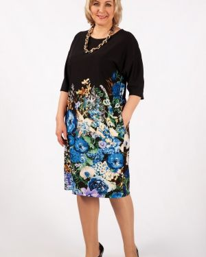 Платье с цветочным принтом платье-сарафан милада
