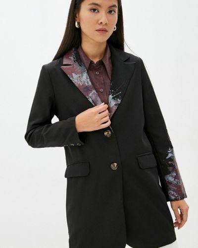 Пиджак - черный Fadas