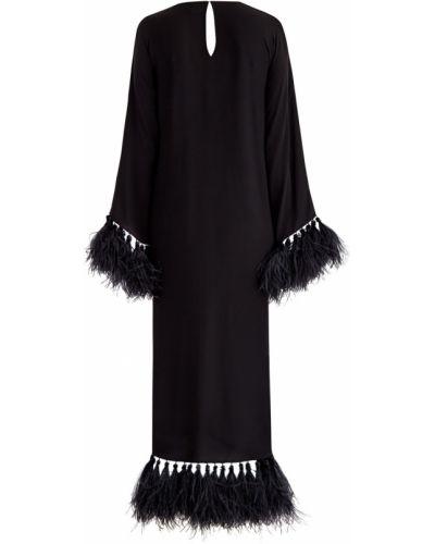 Платье миди с бахромой гэтсби Valentino