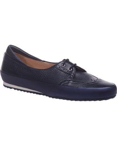 Кожаные туфли Pakerson