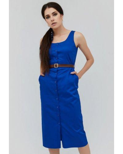 Платье - синее Cardo