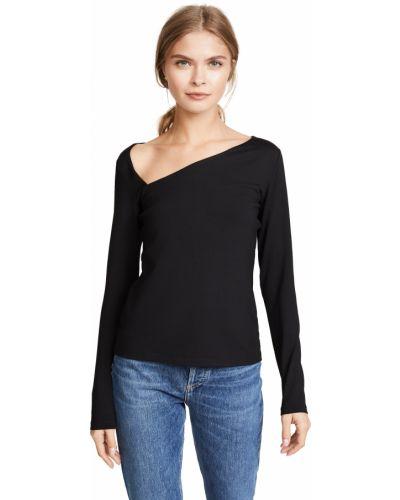 Koszulka - czarna Susana Monaco