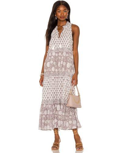 Sukienka długa bawełniana Cleobella