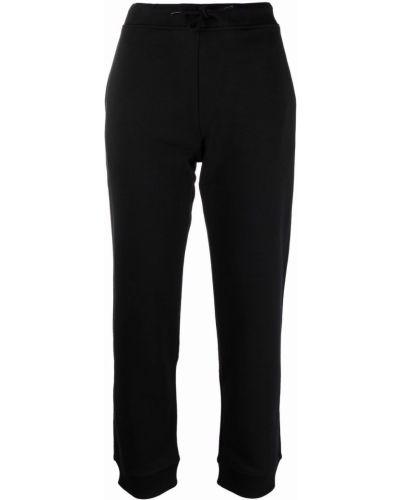 Укороченные спортивные брюки - черные A.p.c.
