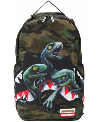 Рюкзак зеленый Sprayground