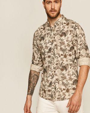 Koszula z mankietami z wiskozy Medicine