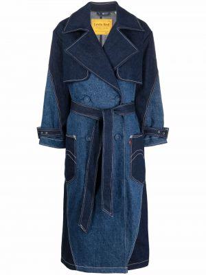 Полупальто - синее Levi's®  Made & Crafted™