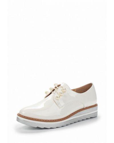 Кожаные ботинки на каблуке Vivian Royal