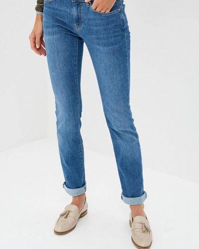 Прямые джинсы синие Colin's