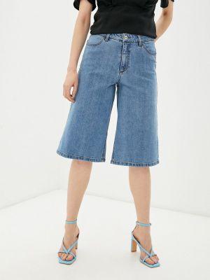 Джинсовые шорты - синие Ichi