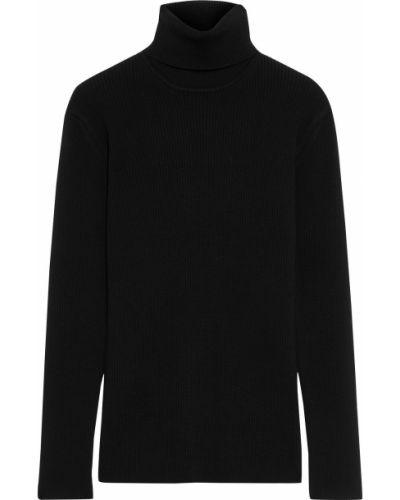 Шерстяной свитер - черный Iris & Ink