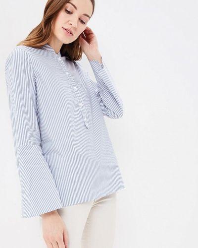 Голубая блузка Marc O`polo