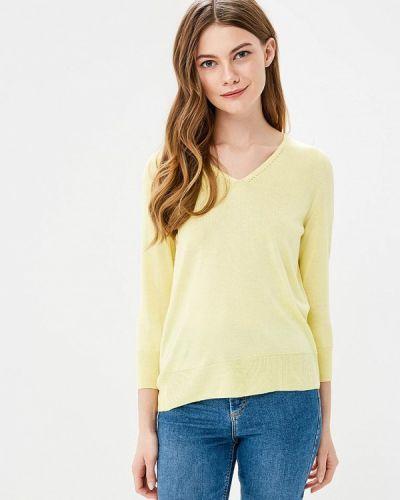 Желтый пуловер United Colors Of Benetton