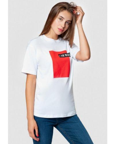 Белая футболка Arber