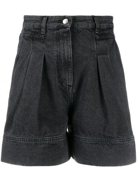 Bawełna bawełna niebieski jeansy z kieszeniami Iro