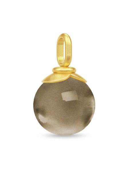 Brązowa złota zawieszka Julie Sandlau