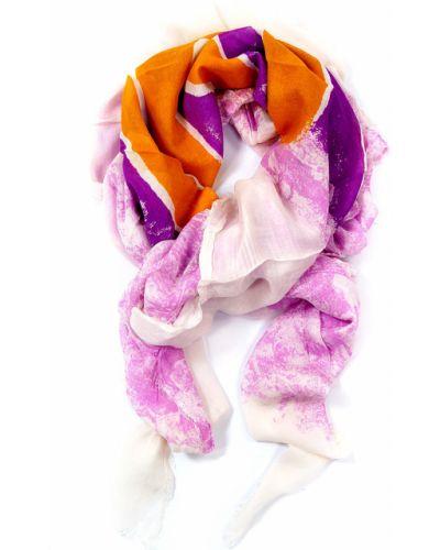 Оранжевый платок Passigatti