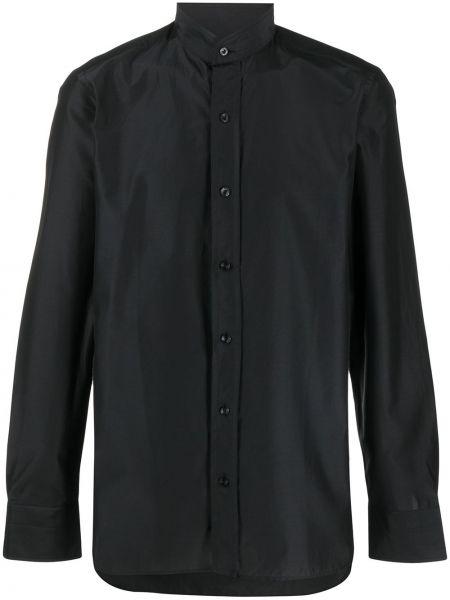 Koszula z długim rękawem jedwab prosto Tom Ford
