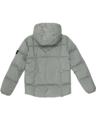 Стеганая куртка Stone Island Junior