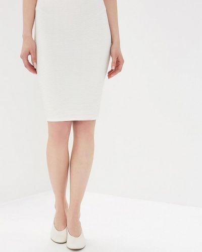 Белая юбка Rodier